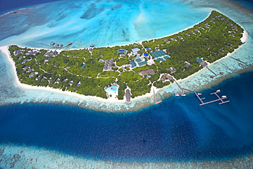 Island Hideaway at Dhonakulhi Maldives Spa Resort and Marina Haa Alif Atoll